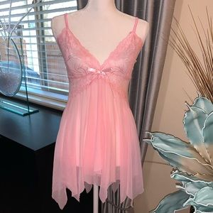 Other - Very sexy pink slip chemise